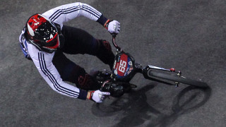 Phillips second in Papendal UCI BMX Supercross World Cup time trial