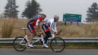 Guide: Great Britain Cycling Team at the UCI Para-cycling Road World Cup - Pietermaritzburg