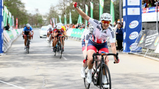 Second gold for Turnham and Hall at UCI Para-Cycling Road World Cup in South Africa