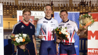 Five wins for Great Britain Cycling Team at Open des Nations sur Piste de Roubaix track meeting