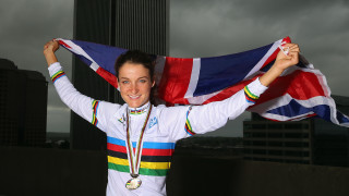 World champion Armitstead turns attention to Rio Olympic gold