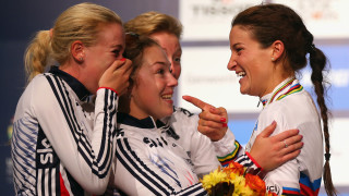British Cycling's women's strategy