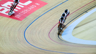Great Britain Cycling Team win double team pursuit gold at European Track Championships