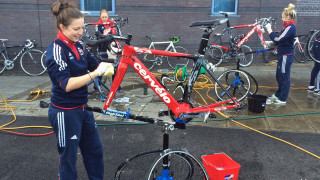 Inside the British Cycling Academy boot camp