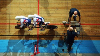 Guide: Great Britain Cycling Team at the Manchester Para-cycling International