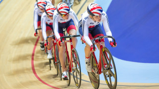 Great Britain Cycling Team's Kay dominates round three of Revolution Series