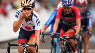 Armitstead's world championship win voted British Cycling fans' Ride of the Year