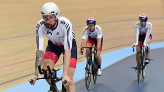 Wiggins: team pursuit world record could fall at UCI Track Cycling World Championships