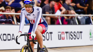 Great Britain Cycling Team sprinters show strong form ahead of Rio selection