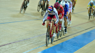 Two medals for Great Britain as Hong Kong UCI Track Cycling World Cup begins