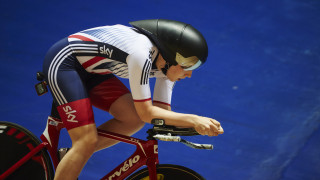 Nelson 'making leap' with UCI Track Cycling World Championships call-up
