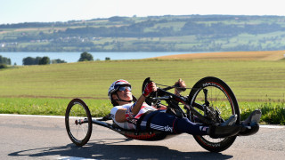 Four medals for Great Britain Cycling Team on opening day of UCI Para-cycling Road World Cup