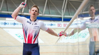 Golden start for Great Britain at UCI Para-cycling Track World Championships