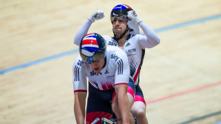 Two more world titles for Great Britain Cycling Team on third day of Para-cycling Track World Championships