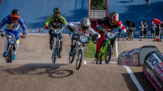 Evans and Whyte exit in quarter-finals at UCI BMX Supercross World Cup