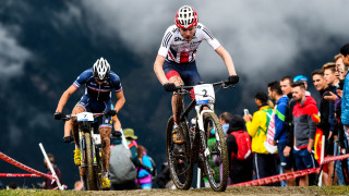Mechanical scuppers Ferguson's chances at European Mountain Bike Championships