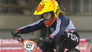 Shriever: Mariana Pajon is my BMX idol