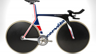 And British Cycling Unveil New Track Bike Ahead Of Olympic And