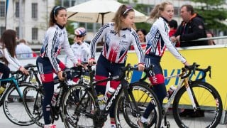 Becoming a member of the Great Britain Cycling Team