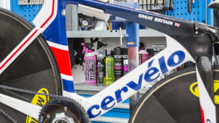 Muc-Off to give Great Britain Cycling Team an edge