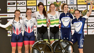 Madison duo grab prized podium position in inaugural junior women's race