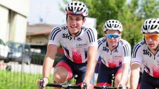 Great Britain Cycling Team named for Prudential RideLondon-Surrey Classic