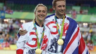 Historic Gold Medals For Team GB's Kenny And Trott At Rio