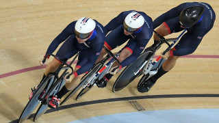Cycling at the Tokyo Olympic Games - team sprint