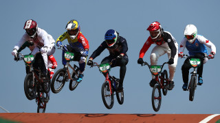 Cycling at the Tokyo Olympic Games - BMX