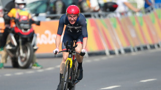 Paralympics: Dame Sarah Storey leads ParalympicsGB medal charge at road time trials