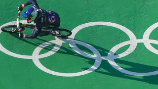 Olympic dreams dashed for unlucky Liam Phillips as he crashes out of BMX quarter-finals
