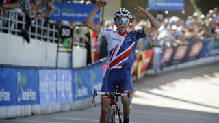 Tom Pidcock crowned Great Britain Cycling Team Rider of the Year 2017