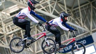 Great Britain Cycling Team named for UCI BMX Supercross World Cup in Papendal