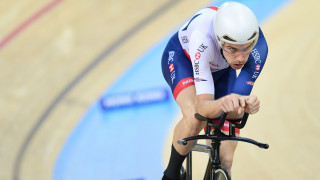 Andy Tennant withdraws from Tissot UCI Track Cycling World Cup in Manchester