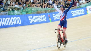 Katie Archibald wins thrilling omnium gold at track world championships