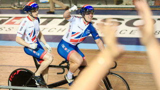 Meet Matt Rotherham - Great Britain Cycling Team