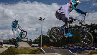 Race guide: Great Britain Cycling Team at the UCI BMX Supercross World Cup, Papendal