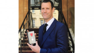 Great Britain Cycling Team para-cycling head coach Jon Norfolk recognised with MBE
