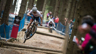 Great Britain Cycling Team named for the UCI Mountain Bike World Cup in Lenzerheide