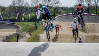 Triple win for Great Britain Cycling Team at UEC BMX European Cup