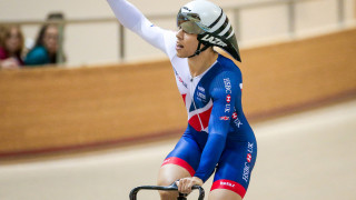 Great Britain strike team sprint gold at UEC Under-23 and Junior Track European Championships