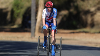 Collis-McCann forced to abandon road race in South Africa with damaged trike