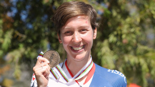 Bronze for Lane-Wright at UCI Para-cycling Road World Championships