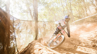 Rachel Atherton withdraws from UCI Downhill Mountain Bike World Championships