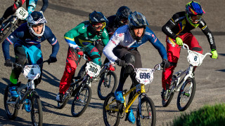 Whyte finishes eighth in final round of UCI BMX Supercross World Cup