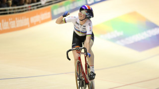 GB's Katie Archibald defends omnium crown for second gold at European track championships
