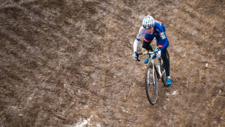 Evie Richards and Tom Pidcock take wins in savage conditions at the 2017/18 Telenet UCI Cyclo-cross World Cup in Namur