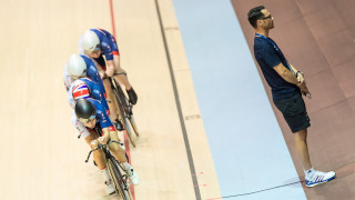 Mixed fortunes for Great Britain Cycling Team on day one of European track championships