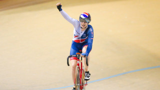 Gold medals from Nelson and Stewart give Great Britain Cycling Team the perfect start in Anadia