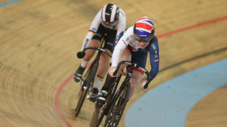 Junior worlds semi-finals beckon for GB's Bate after strong sprint performance